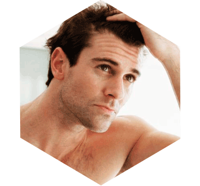 потеря волос тест inteli